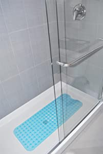 shower mats for shower stalls,mildew resistant bath mat,bathroom non slip mat,non slick bath mat