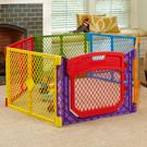 north states, baby play yard, child safety yard, pet yard, Superyard Colorplay Ultimate play space