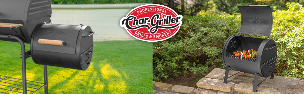 Char-Griller, portable, charcoal, grill