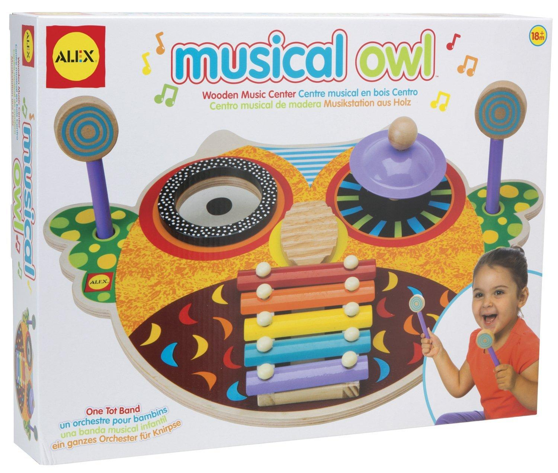 Musical Toys Age 7 : Amazon alex toys musical owl games