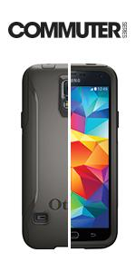 Amazon.com: Otterbox COMMUTER SERIES for Samsung Galaxy S5 ...