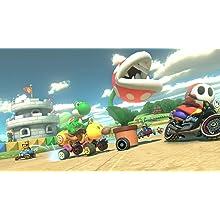 Brand new item chomps at racing enemies