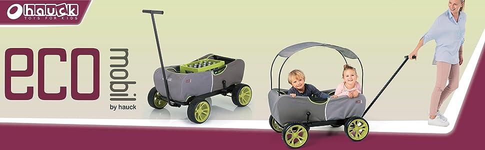 Amazon.com: Eco carrito de bosque, verde, de Hauck: Toys & Games