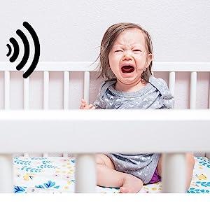 Panasonic KX-TGE433B may be used as baby monitor