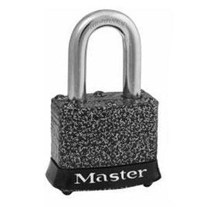 Master Lock 380T Keyed-Alike Padlock 2-Pack Rustoleum