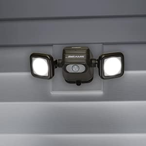 led outdoor spotlights, security lighting system, bright battery operated lights, outside spotlight