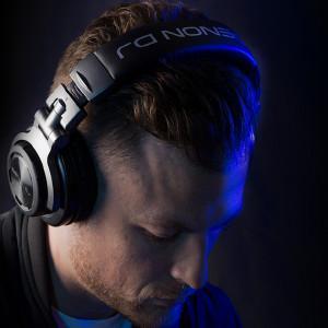 b41e02ead43 Denon DJ HP1100 | Professional Over-Ear DJ Headphones with 180 ...