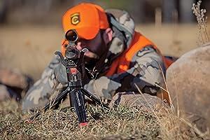 switcheroo, bogpod, shooting rest, tripod, hunting tripod, hunting rest, fieldpod, primos, bogpod