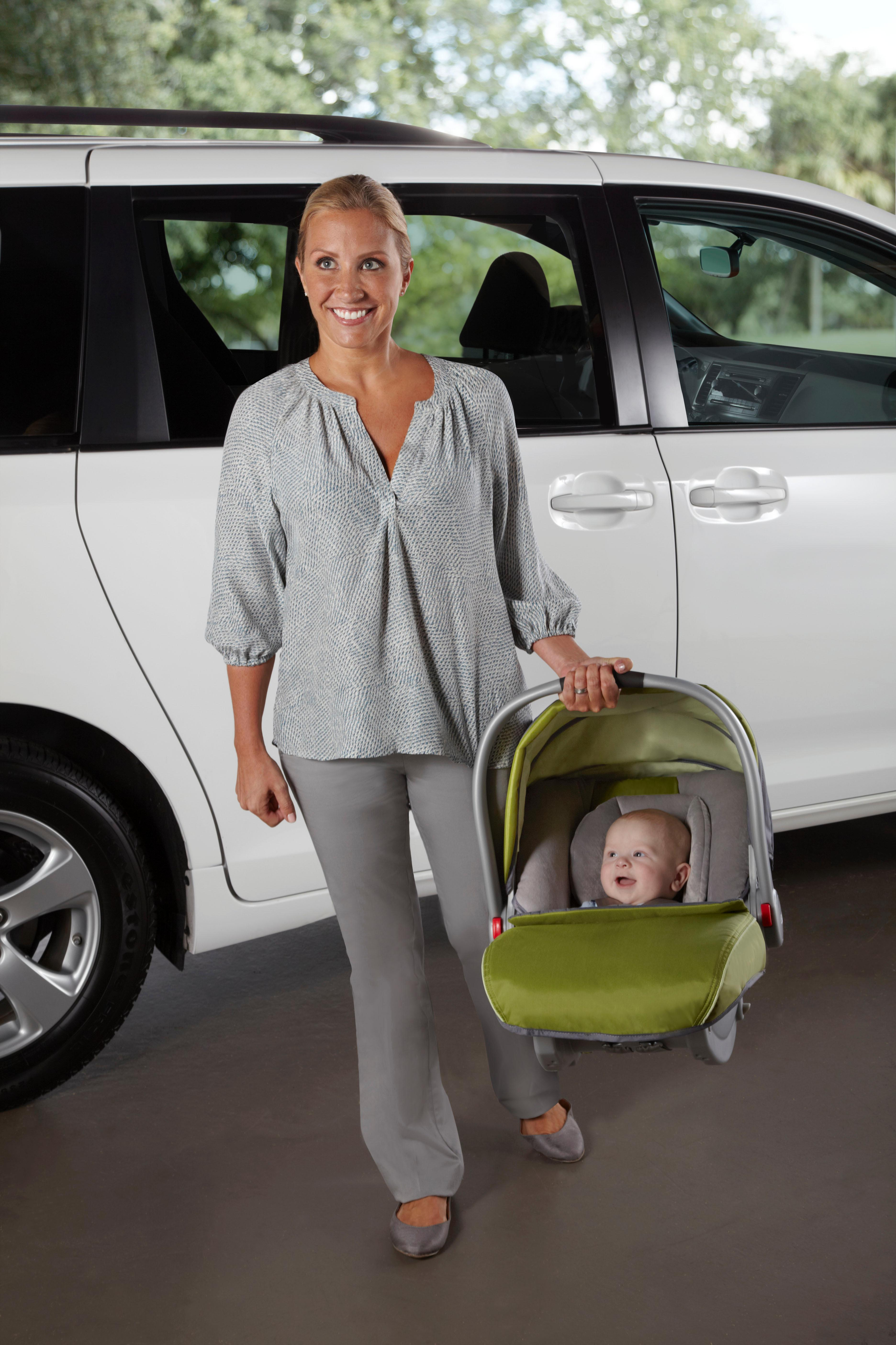 From The Manufacturer Lightweight Infant Car Seat