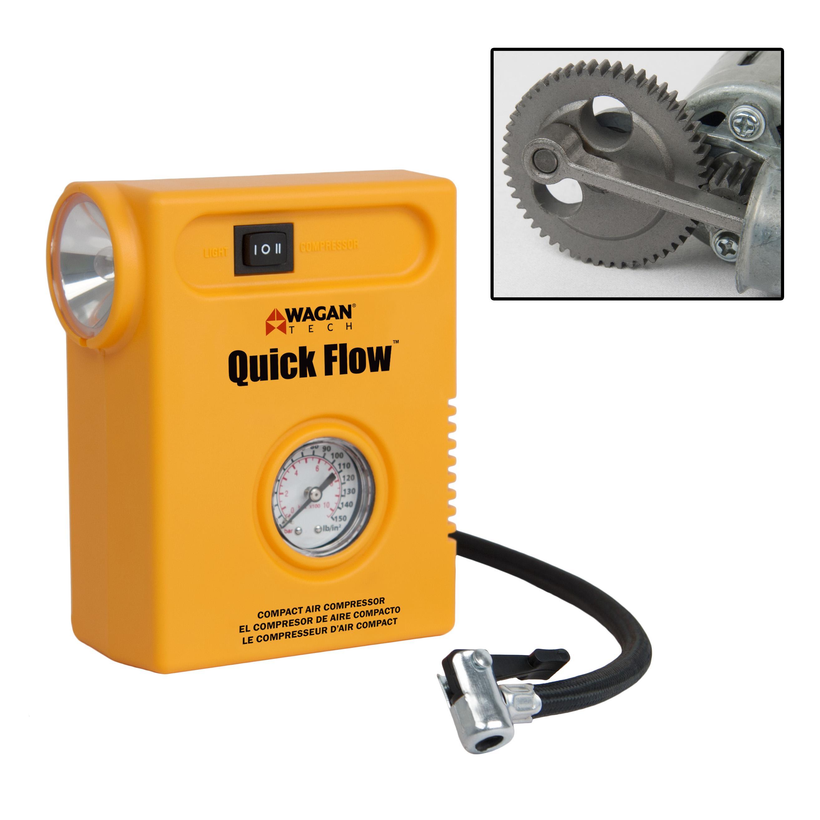 Amazon Com Wagan El2020 Quick Flow Compact Air