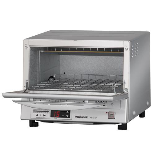 Panasonic Nb G110p Flash Xpress Toaster Oven Silver