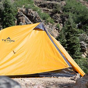 mountain utra 1 tent
