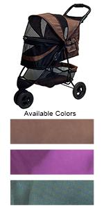 No-Zip Special Edition Pet Stroller