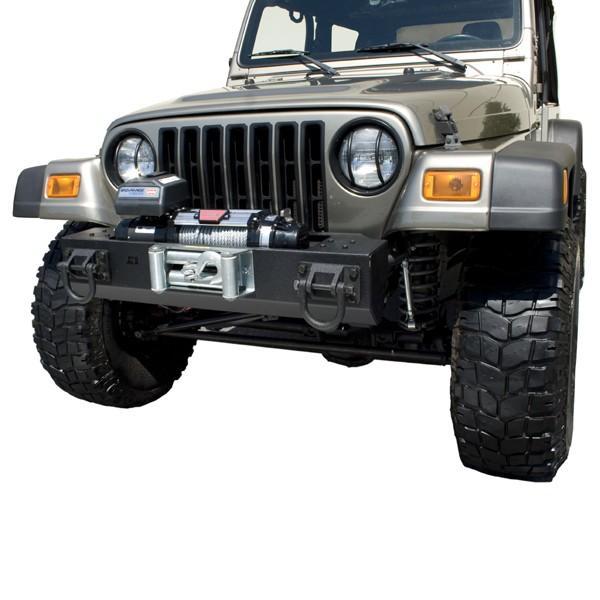 Fits 07-18 Wrangler JK Rugged Ridge 11540.09 Xtreme Heavy Duty Front Bumper