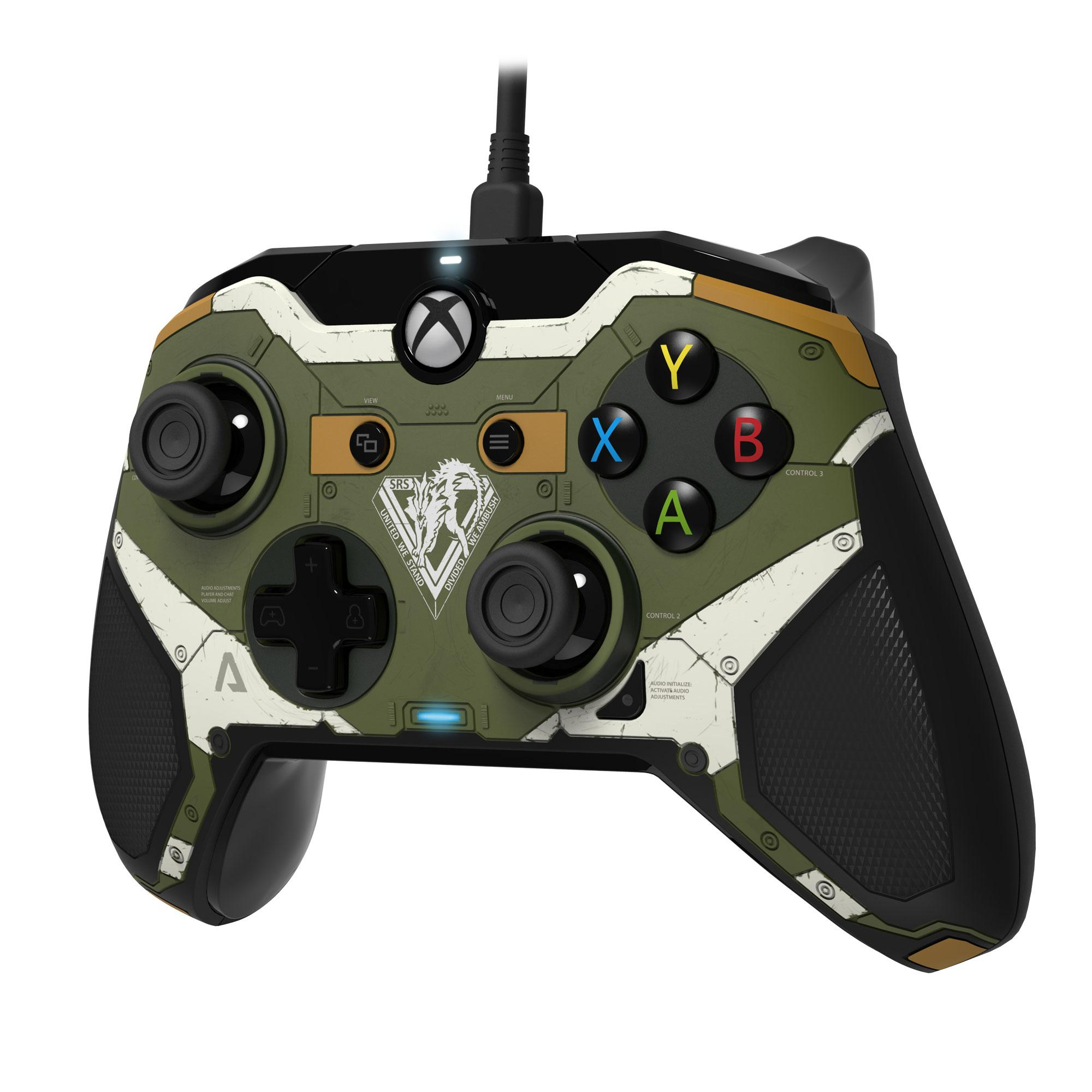 Amazon Com Pdp Titanfall 2 Official Wired Controller For