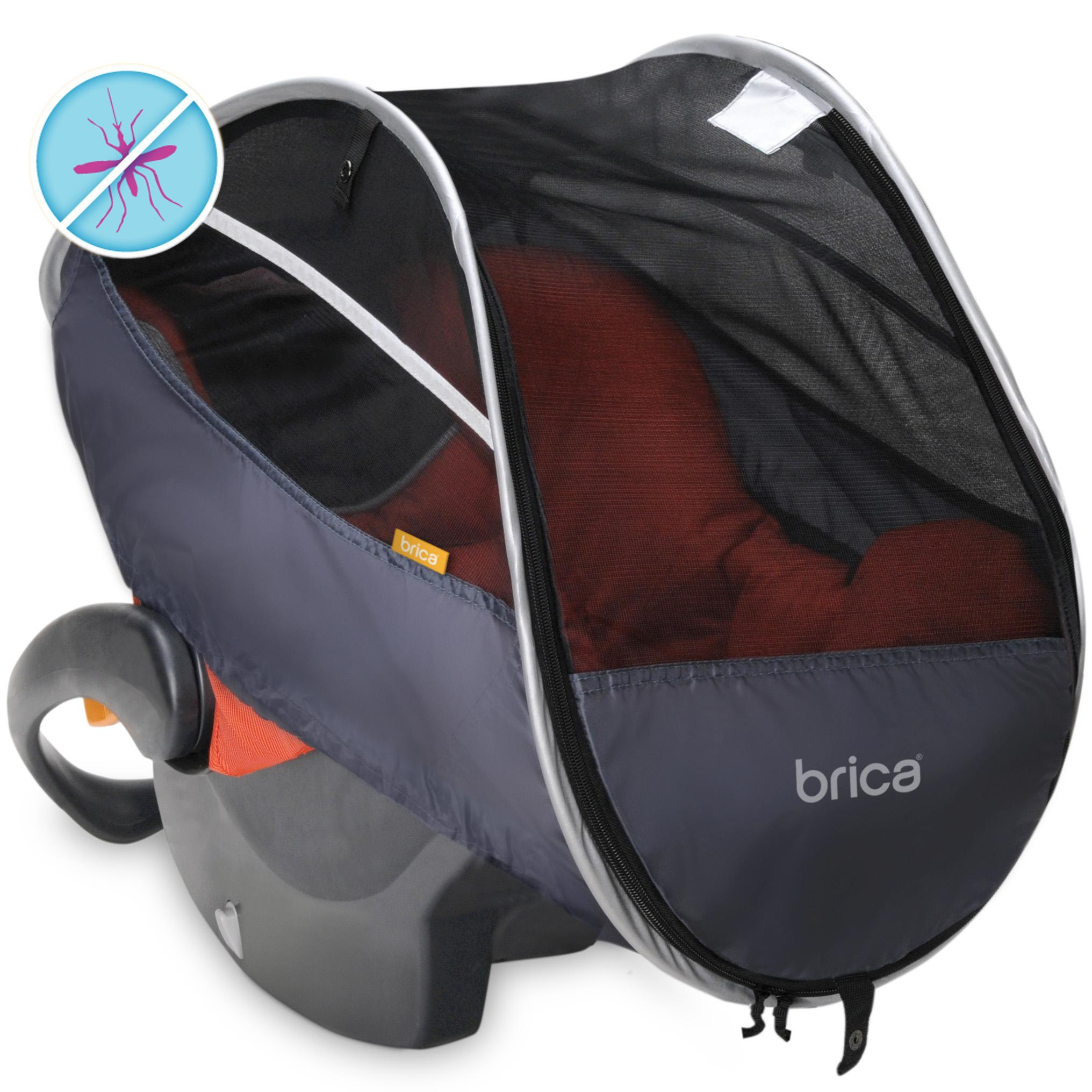 Amazon Brica Infant Comfort Canopy Car Seat Cover Baby