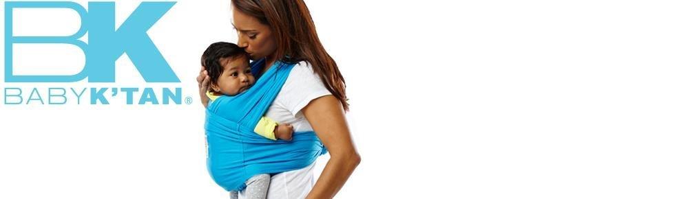 Baby K Tan Baby Carrier Eggplant Medium Amazon Ca Baby