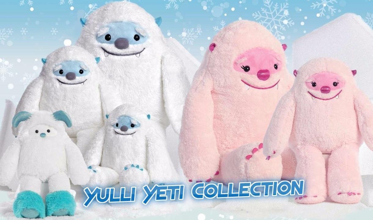 Buy Aurora World Yulli Yeti Plush, 16