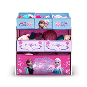 toy, box, bin, storage, playroom, play, room, disney, nick, marvel, frozen, princesses, anna, elsa