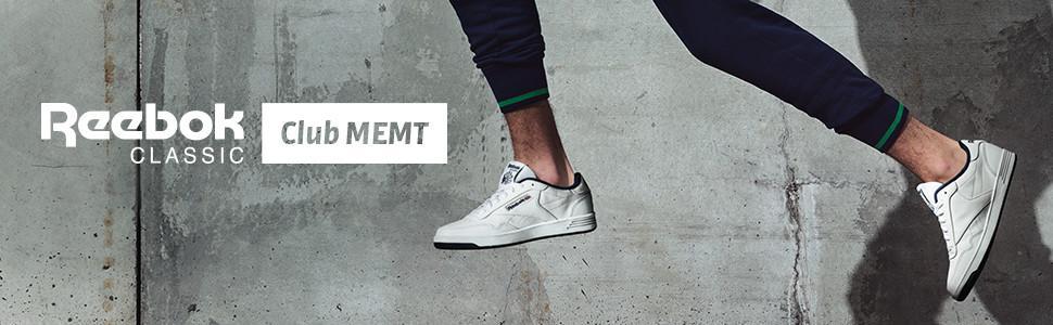 Reebok Men's Club Memt Fashion Sneaker