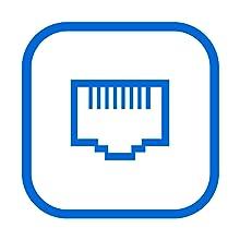 Linksys AC1900+ Wi-Fi Range Extender (RE7000) - Gigabit Ethernet Port Icon