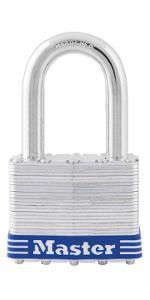 Master Lock 15DLH Laminated Steel Lock ASIN B00P2HQWD0
