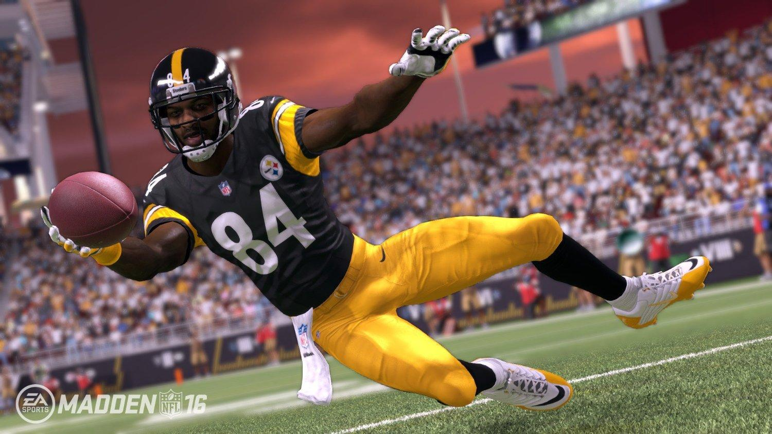 0387238f05 Amazon.com  Madden NFL 16 - Deluxe Edition - Xbox 360  Madden NFL 16 ...