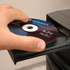 Verbatim M-Disc DVD-R 4 7GB 4X with Branded Surface - 25pk Spindle