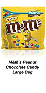 M&M'S Chocolate is a perfect addition to any birthday, wedding, or office party.