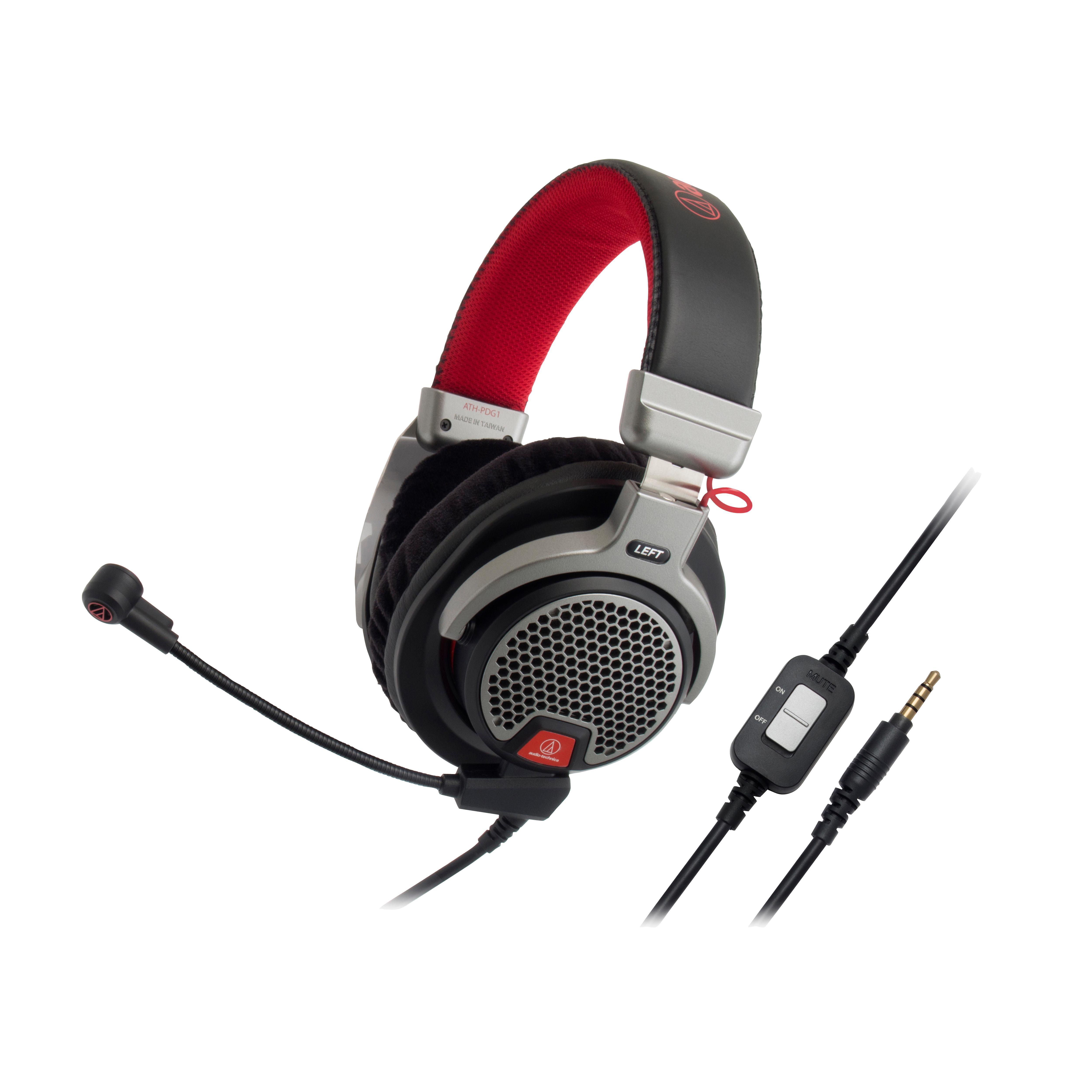 Gaming Headphones Open Back