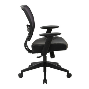 Merveilleux SPACE Seating Professional Dark AirGrid Managers Chair