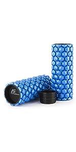 ProSource 2-in-1 Hexa MassageFoam Roller, myofascial release, Muscle, Crossfit, Running, Therapy,