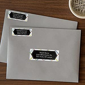 amazon com avery address labels with sure feed for inkjet printers