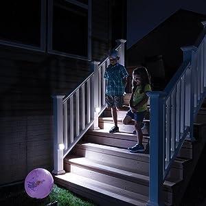 outdoor lighting, led deck lights, motion activated pathway lights, outdoor lighting, path lights