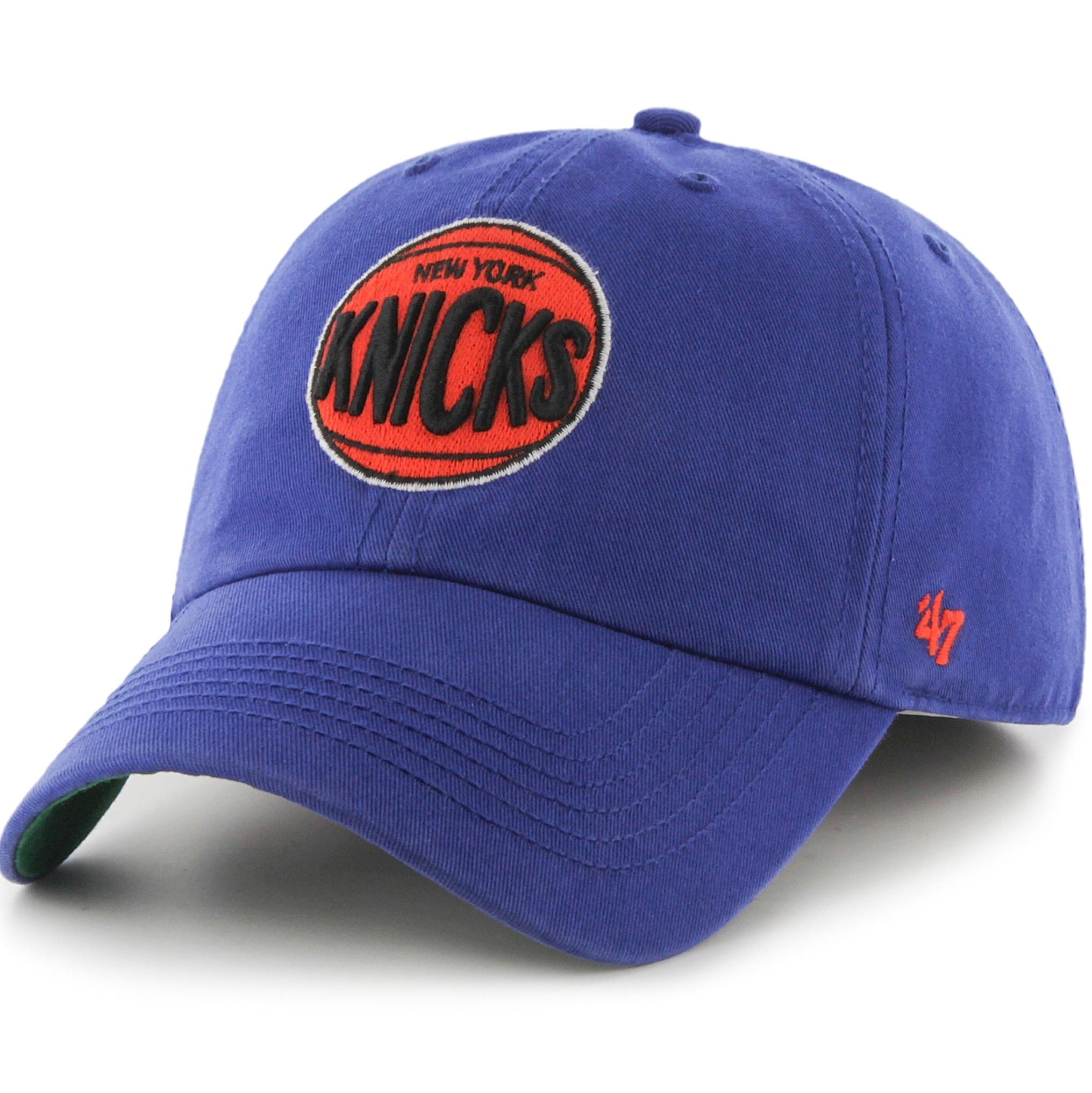 Buy NBA New York Knicks  47 Brand Franchise Fitted Hat 6e1a642b917