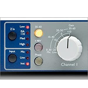 Up to 80 dB of Gain