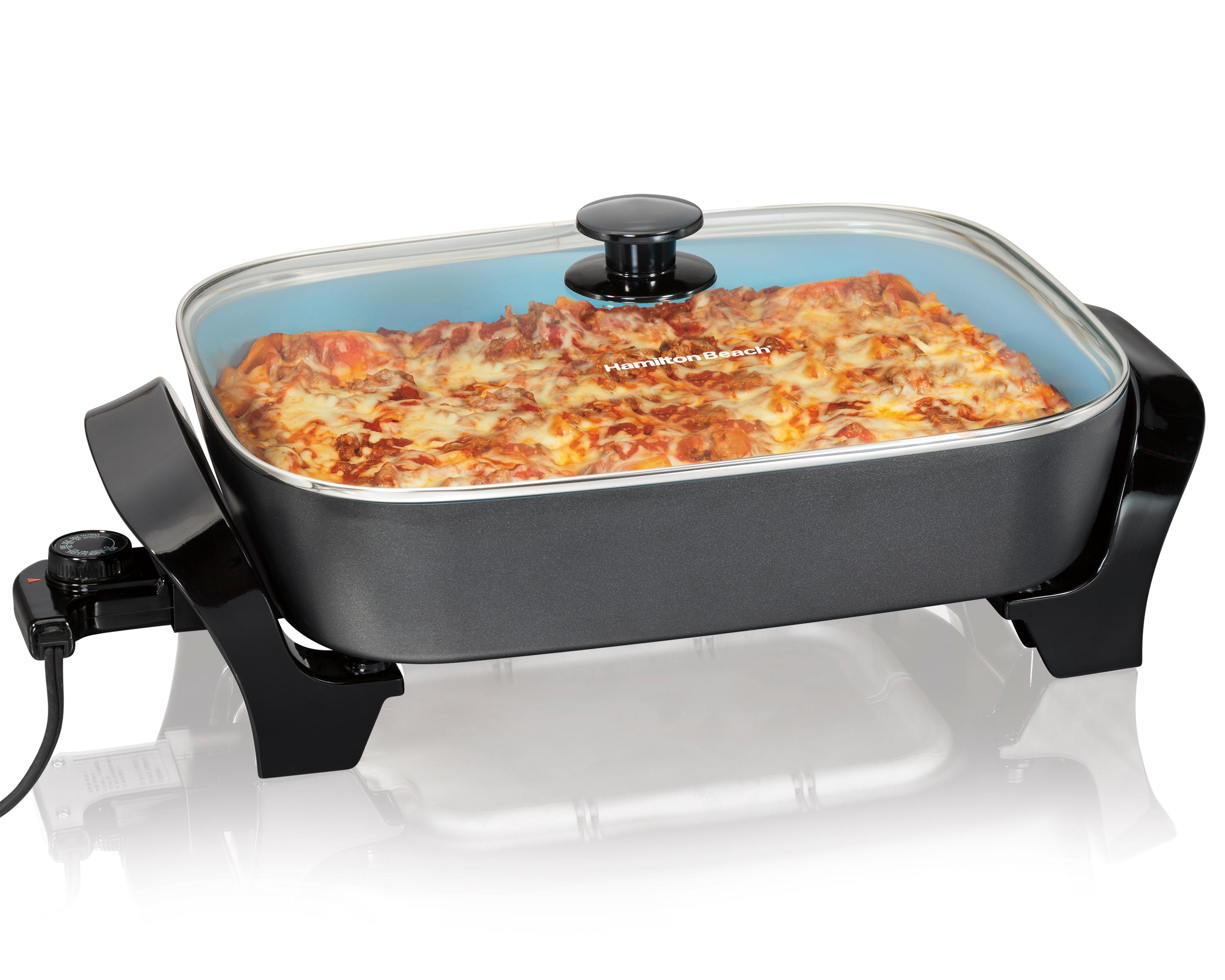 How to Buy an Electric Skillet