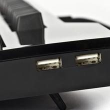USB 2.0 Hi-Speed Hub, Mechanical Keyboard
