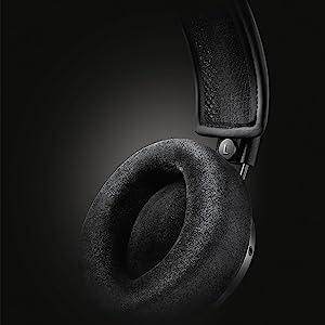 Philips Fidelio X2 Over the hear headphones - Memory foam earpads