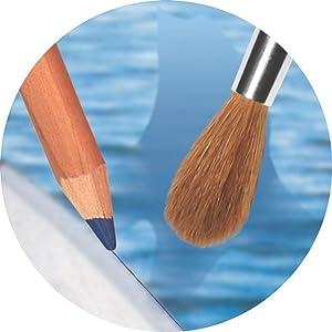 Prismacolor Premier Colorless Blender Pencils - Water Resistant