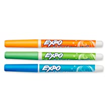 Amazon.com : EXPO Original Dry Erase Markers, Bullet Tip