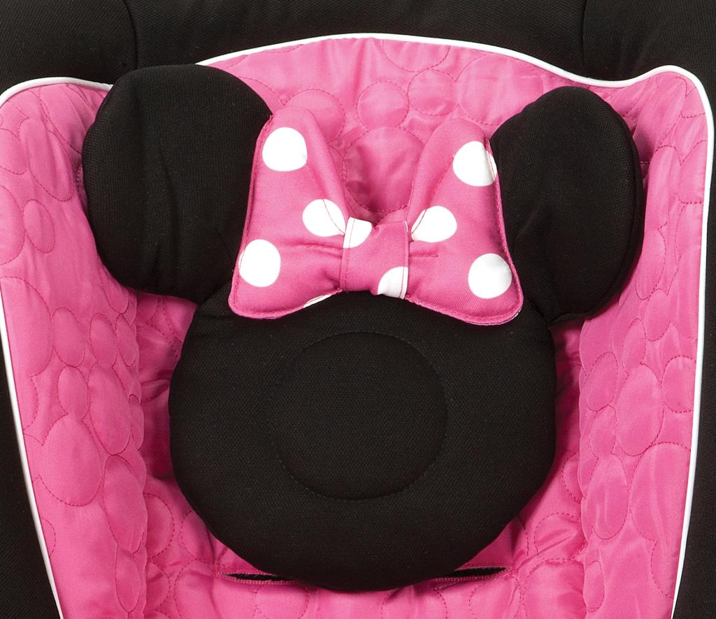 Disney Baby Minnie Mouse Apt 40RF Convertible Car Seat