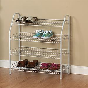 Etonnant Shoe Rack, Shoe Organizer, Shoe Storage, Closetmaid, Closet Storage,  Bedroom Shoe