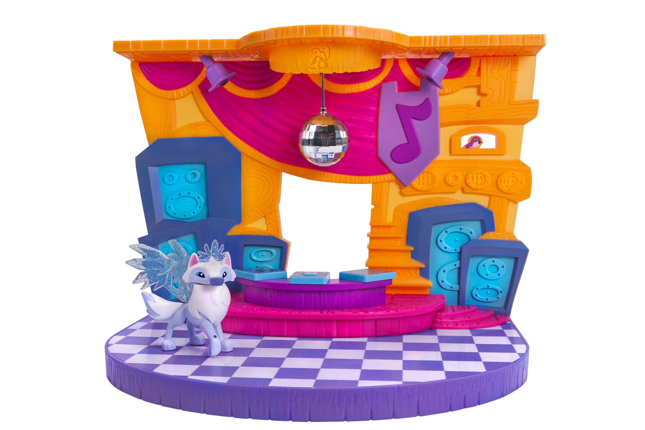 Image of: Cards From The Manufacturer Okclipsnet Amazoncom Animal Jam Club Geoz Playset With Exclusive Diamond