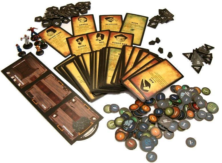 Awesome Betrayal At House On The Hill Home Remodeling Inspirations Genioncuboardxyz