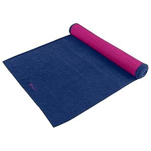 Amazon.com: Gaiam, toalla colchoneta para yoga ...