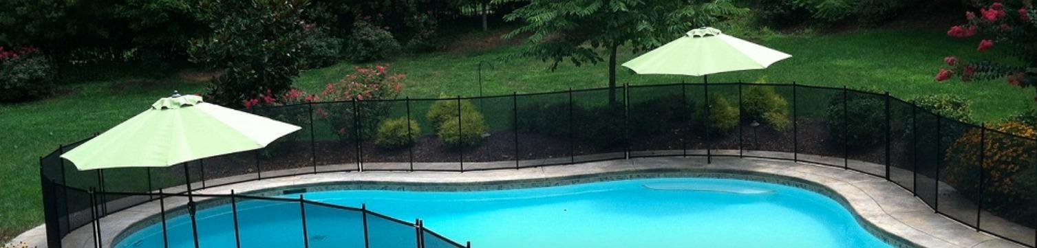 Pool Fence Diy By Life Saver Fencing Section Kit 12 Foot Single
