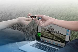 SanDisk Cruzer Glide USB Flash Drive - Secure and Reliable Storage Image