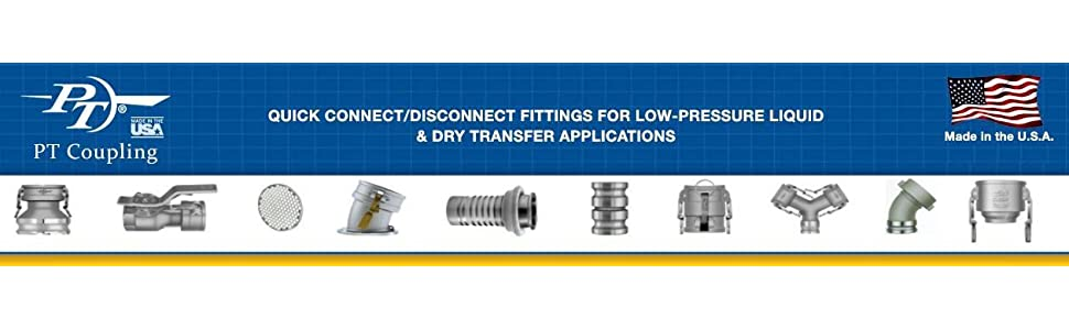 PT Coupling Petroleum Handling Series 20P Aluminum Replacement Pump Filter 2