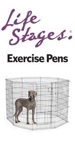 Metal Exercise Pen
